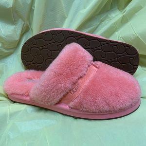 Womens UGG Dalla Lantana Slippers Pink